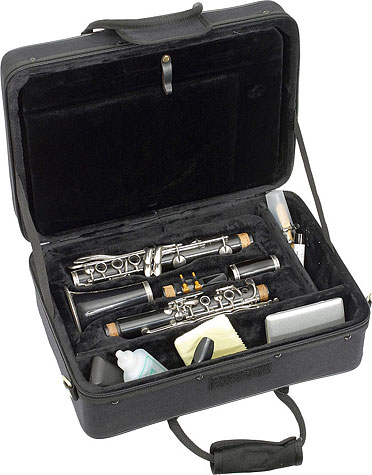 Hard Case, Clarinet Case