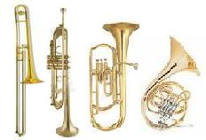 Various Brass Instruments