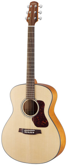 Walden G550 Solid Top Acoustic Guitar
